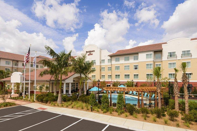 Residence Inn Fort Myers At I 75 And Gulf Coast Town Center
