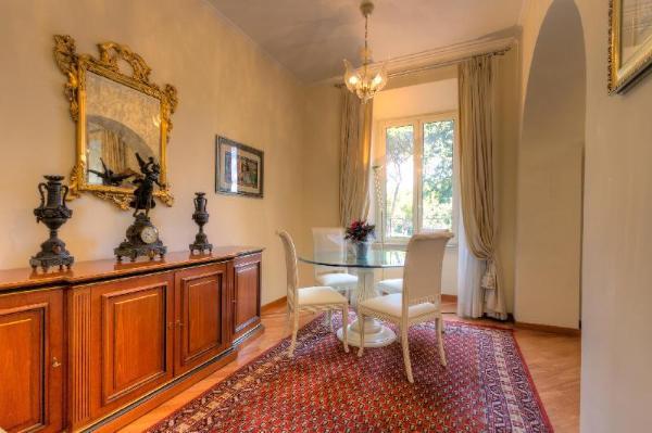 Villa Borghese Breathtaking View S & AR Rome