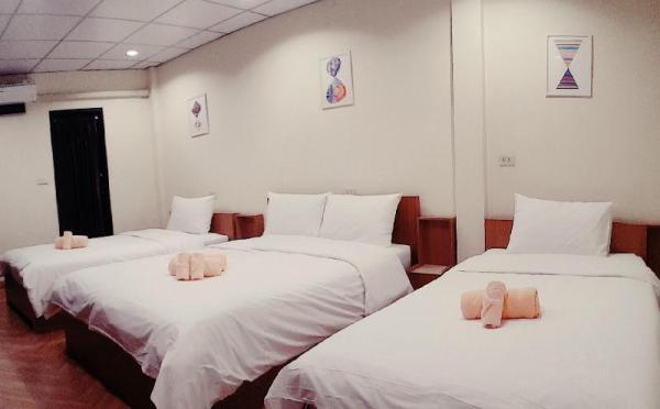 Double D (Family Room 4pers) Bangkok