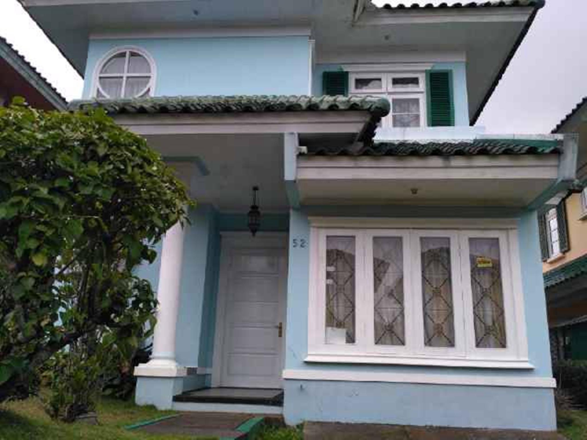 Puncak Resort Villa Gede 52 By Aryaduta