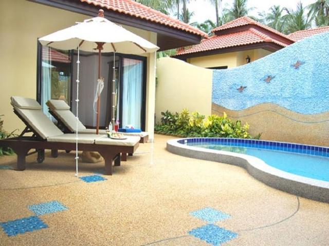 สมุย โกรฟ วิลลา – Samui Grove Villas