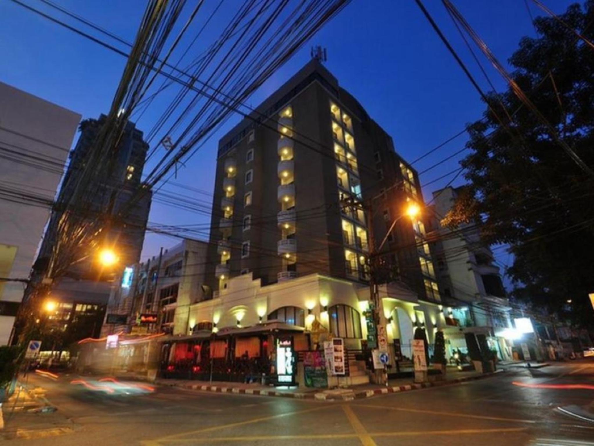 The Euro Grande Hotel