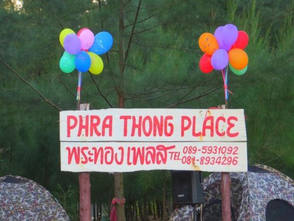 Phra Thong Place Hotel Phang Nga