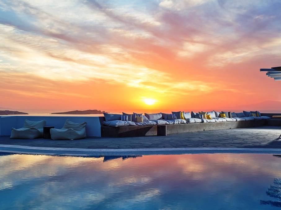 Boheme Mykonos Hotel   Adults Only