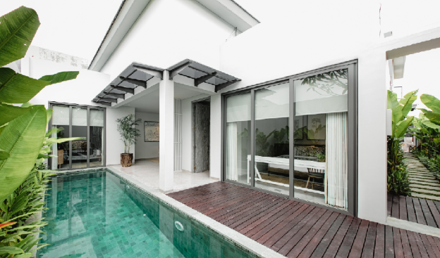 Gorgeous 2 BR Villa with Private Pool in Legian