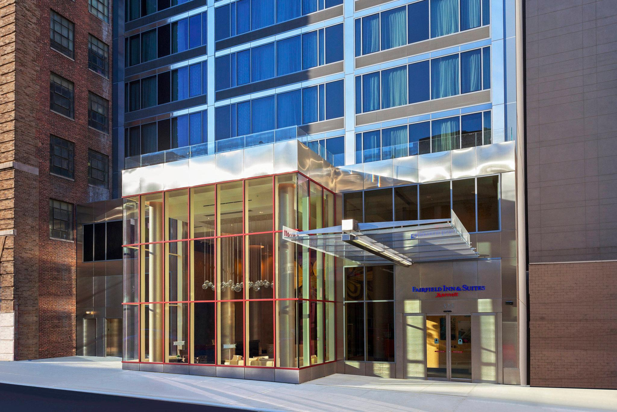Fairfield Inn And Suites New York Midtown Manhattan Penn Station