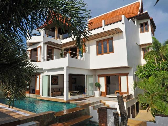 สมุย ลักชัวรี พูล วิลลา เมลิตตา – Samui Luxury Pool Villa Melitta