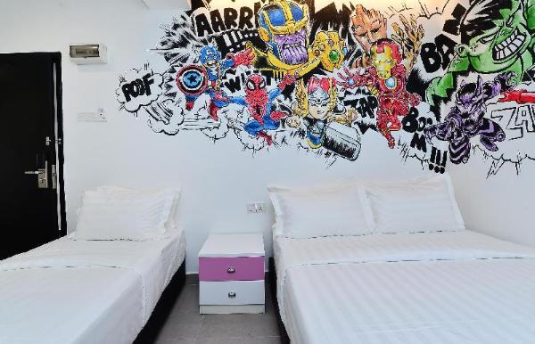Hotel de Art @ Section 9 Shah Alam