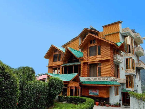 The Byke Neelkanth Hotel Manali
