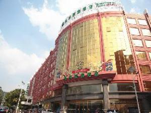 Greentree Inn Guangzhou Baiyun Avenue Yongping Business Hotel