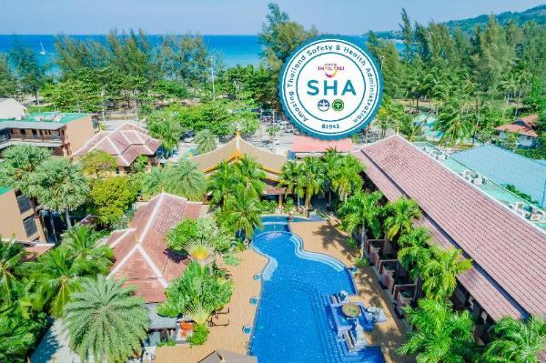 Princess Kamala Beachfront Hotel. Phuket