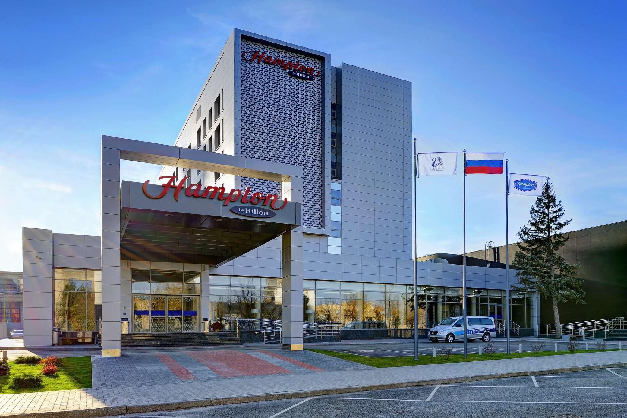 Hampton By Hilton Volgograd Profsoyuznaya Hotel