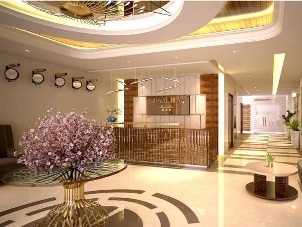 Royal Huy Hotel Tam Dao Tam Dao (Vinh Phuc)