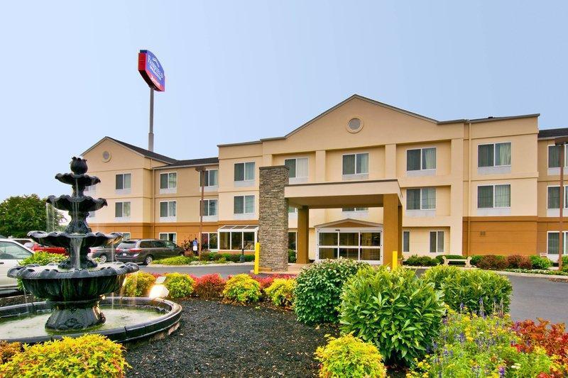 Fairfield Inn And Suites Clarksville