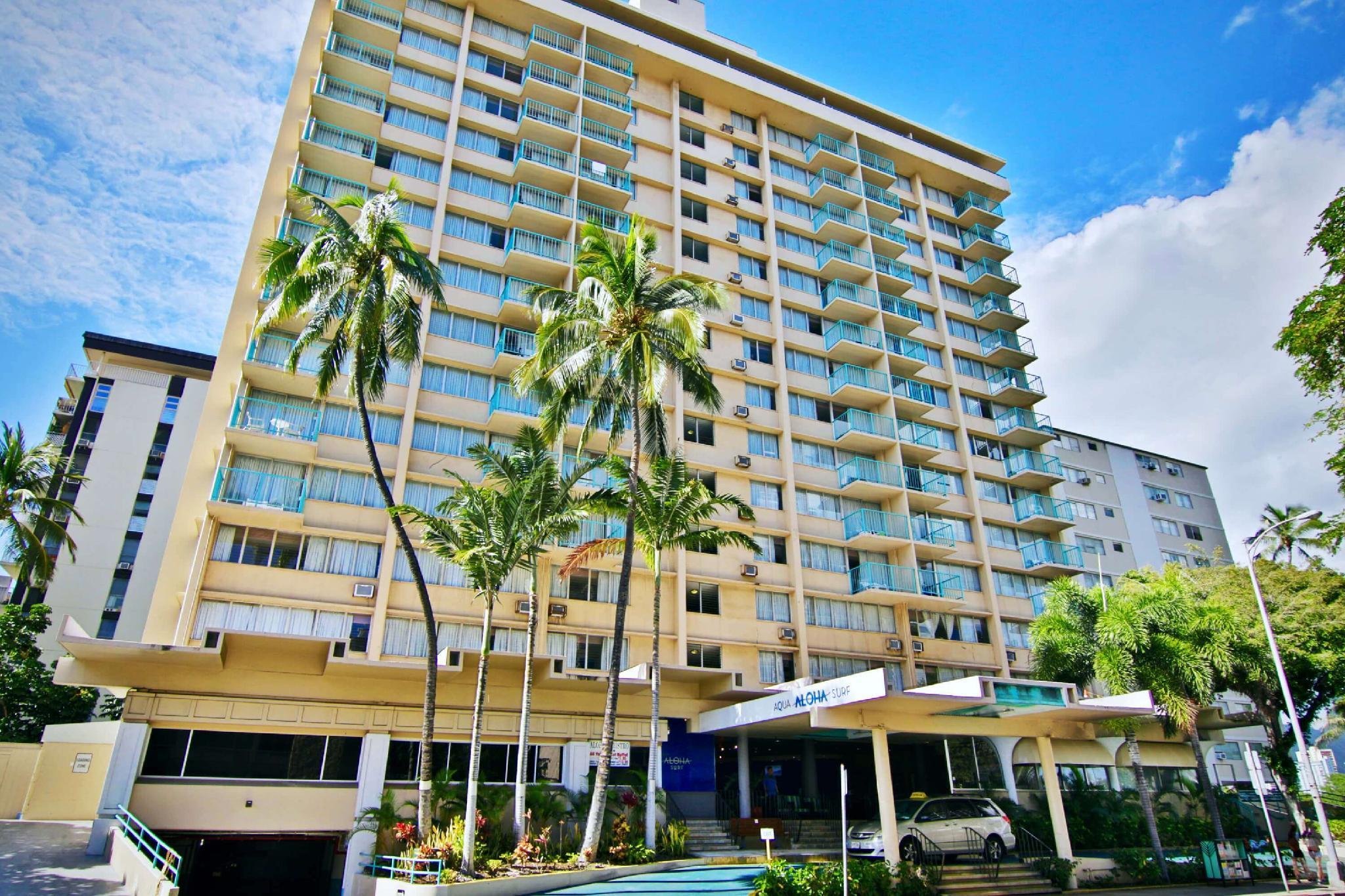 Aqua Aloha Surf Waikiki Hotel
