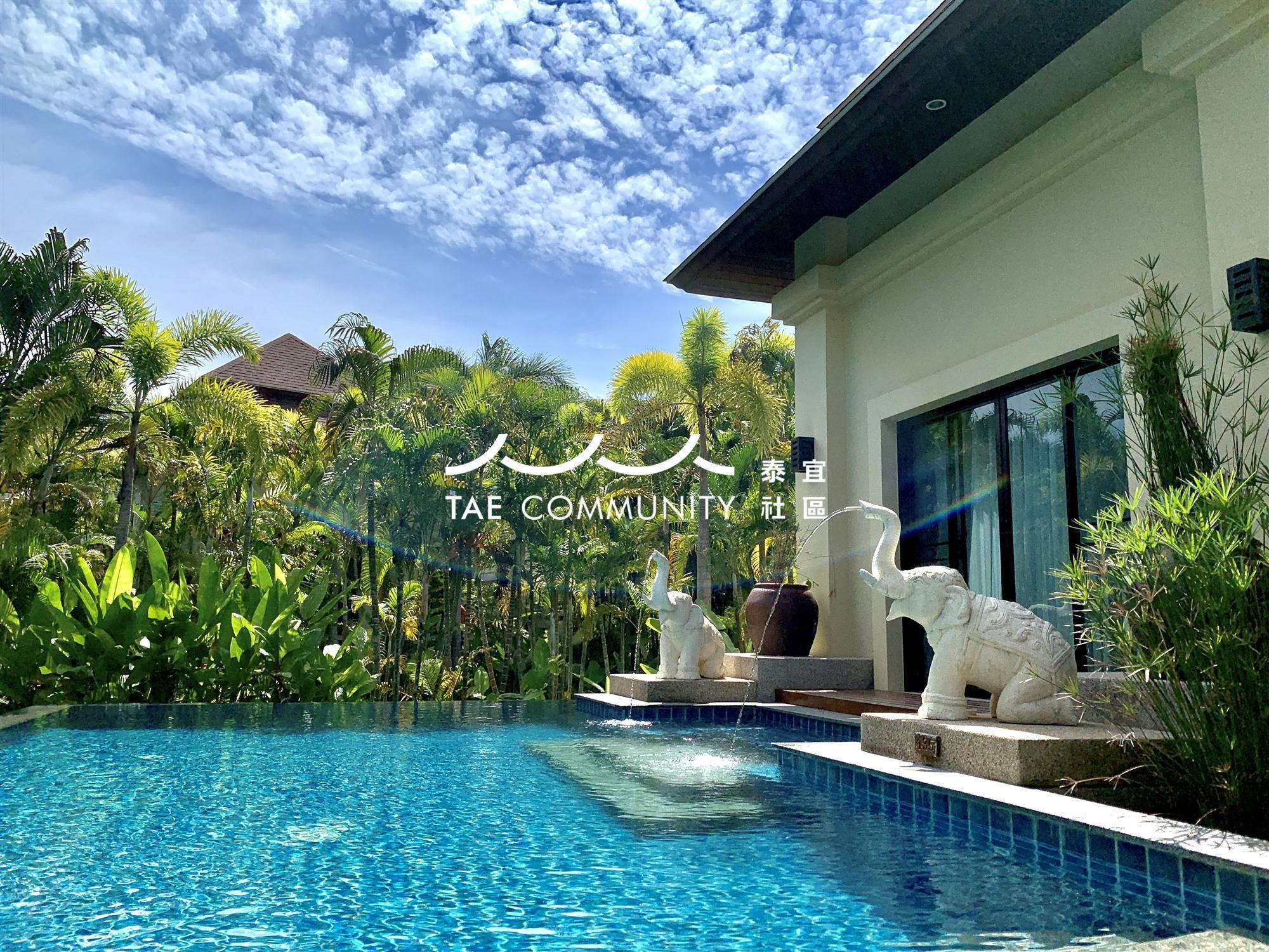 TAE 1   Luxury Villa Near NaiHarn Beach