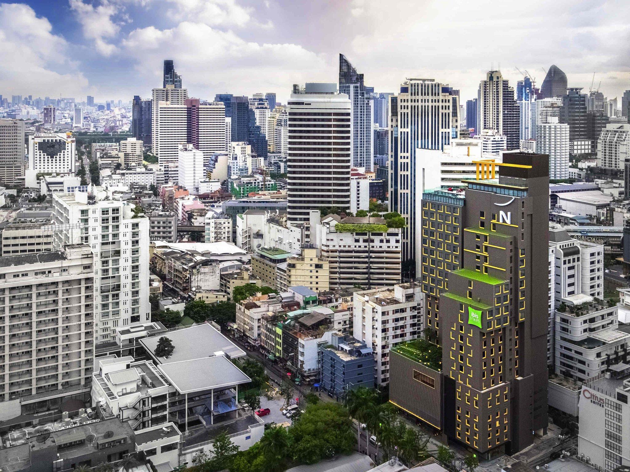 ibis Styles Bangkok Sukhumvit 4 ไอบิส สไตล์ สุขุมวิท 4 กรุงเทพฯ