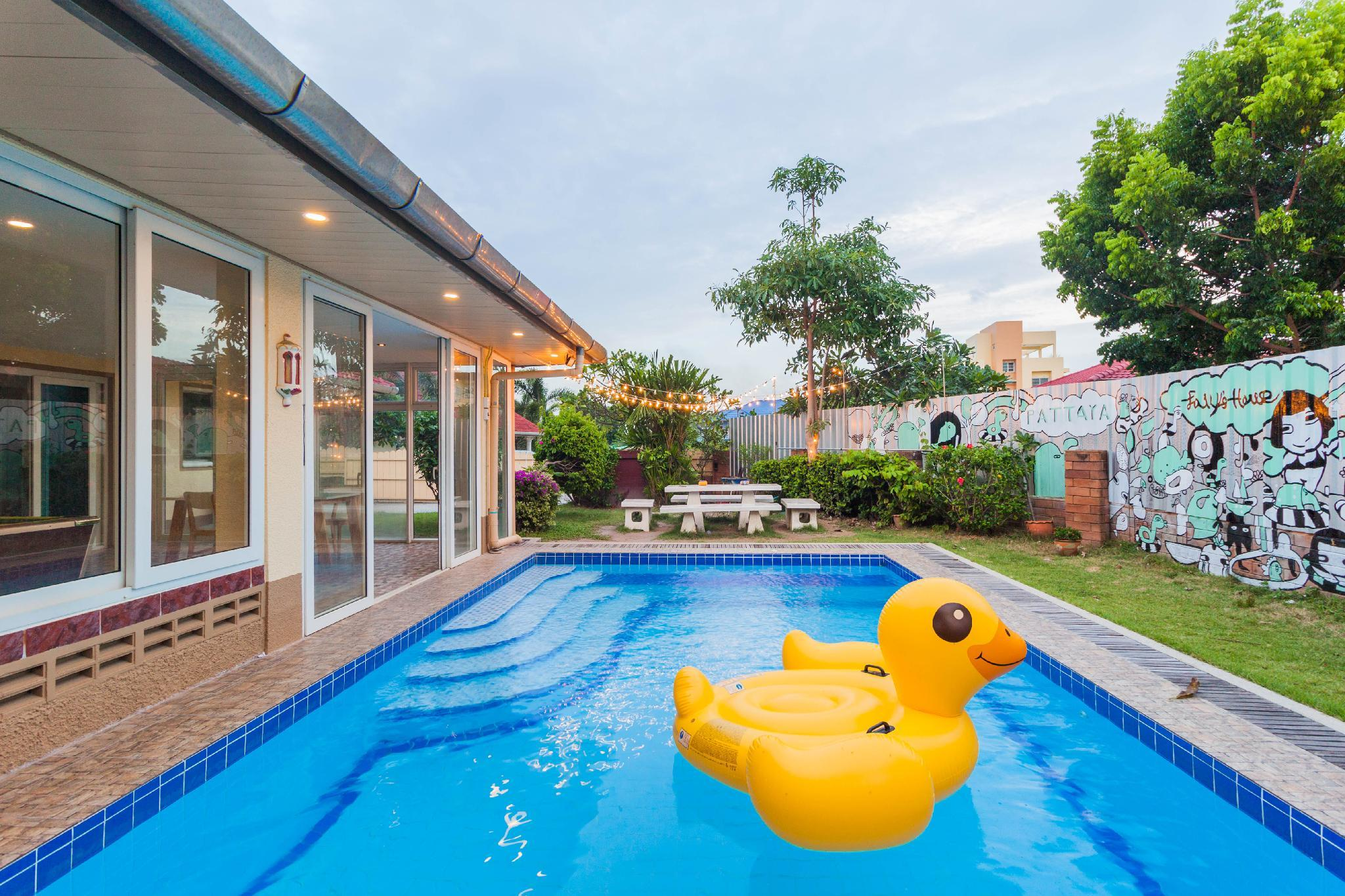 Fairy's House Pool Villa