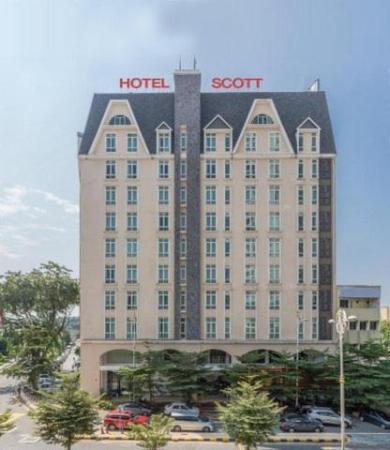 Scott Hotel KL Sentral Kuala Lumpur