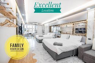 [プラトゥーナム]スタジオ アパートメント(54 m2)/1バスルーム Family Hub@Pratunam 6 -Promotion