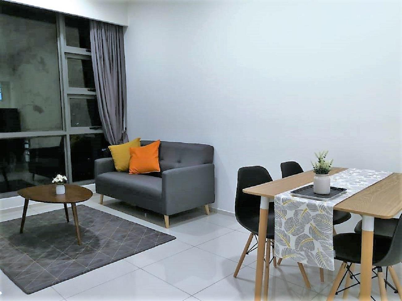 Maxhome@Robertson Residence KL Bukit Bintang 1
