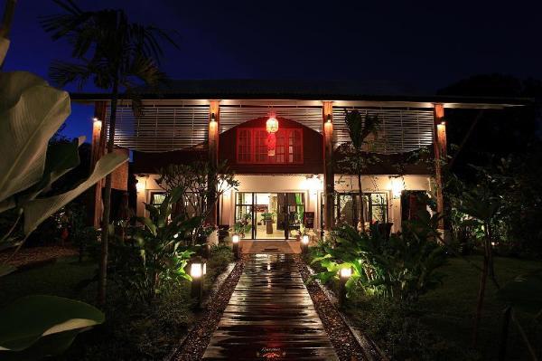 Risasinee Spa and Resort Nan