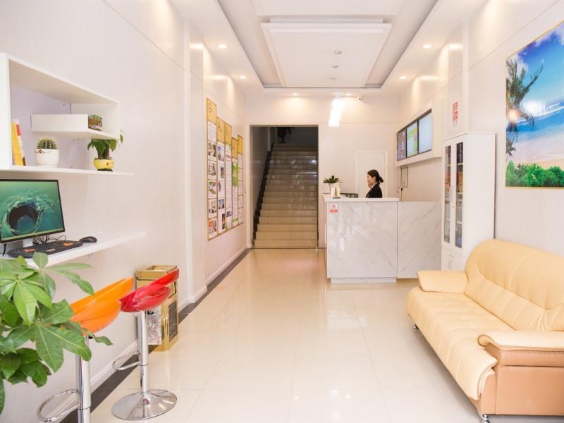 Shell Hotel Shanghai Hongqiao Airport National Exhibition Centre Jizhai Road Branch
