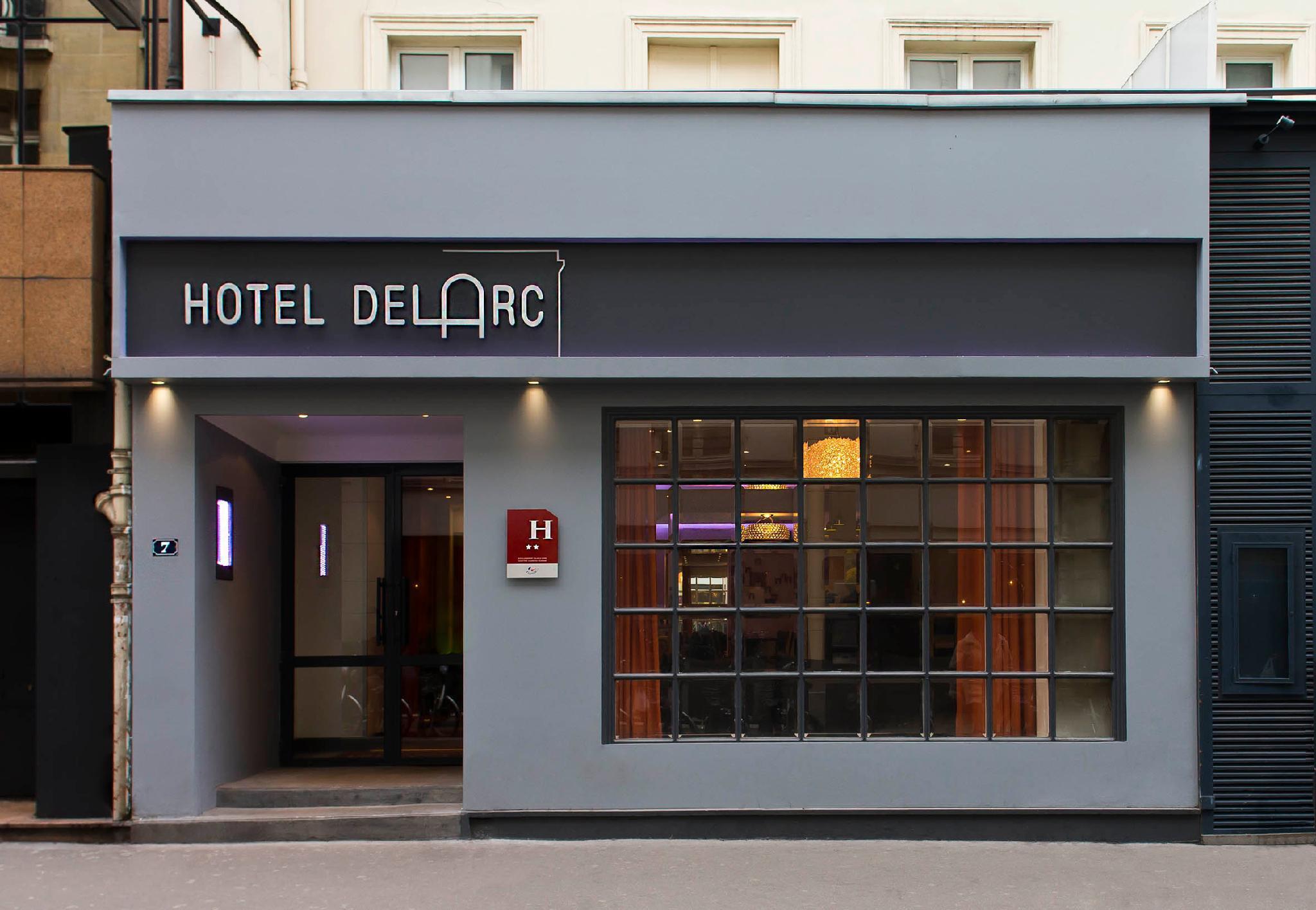 Hotel Delarc Paris