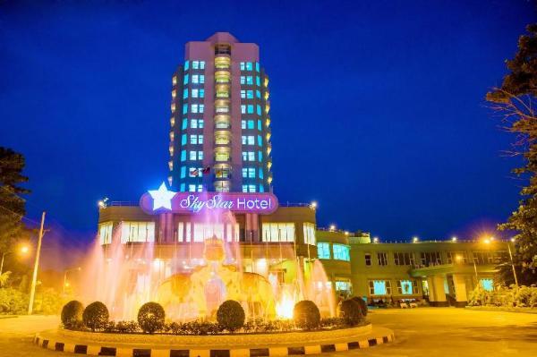 Star Hotel List In Yangon