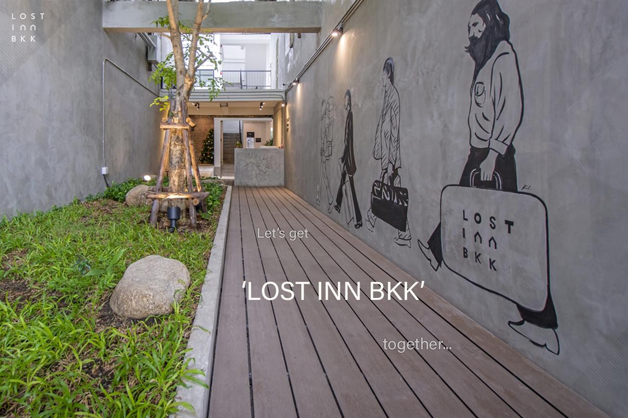 Lost inn bkk ลอสต์ อินน์ บีเคเค