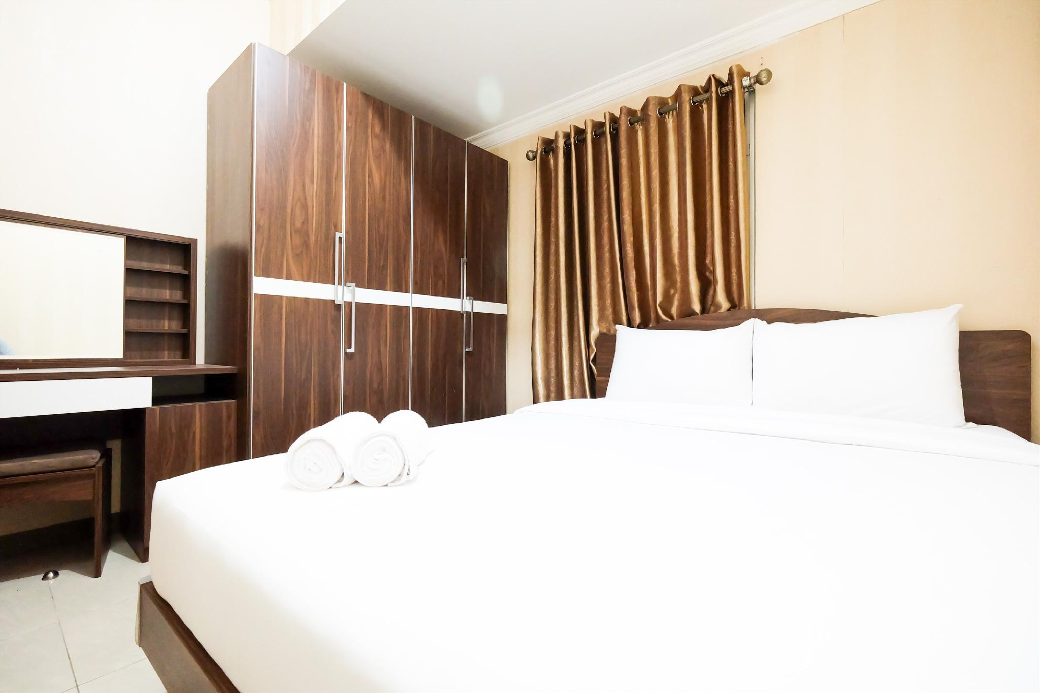 Comfortable 2BR Apt @ Gading Greenhill By Travelio