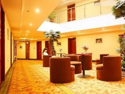 GreenTree Inn Zaozhuang Taishan Road Shituanxiao Express Hotel