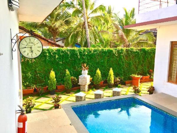 Villa Grand Morod Goa Goa