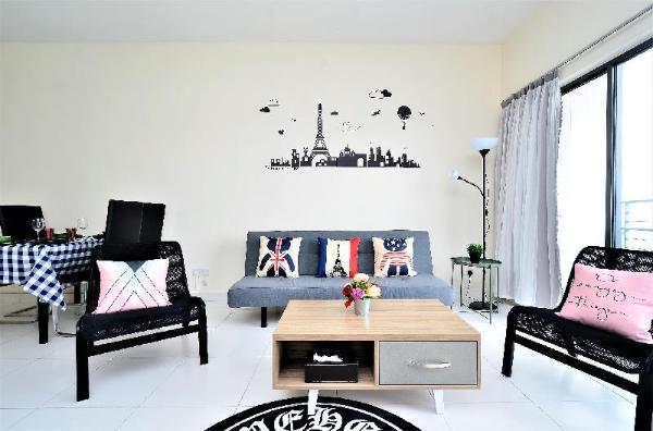 Dewy Puchong 2R2B Family Suite 4-7 pax near Sunway Kuala Lumpur