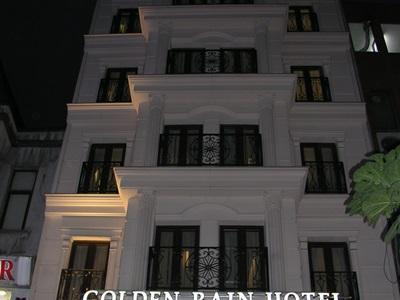 Golden Rain Hotel Old City