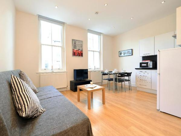 Luxury Marble Arch Apartments London