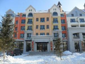 Yabuli Qing Yun Town Yingshan Apartment Hotel