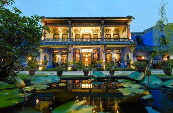 Cheong Fatt Tze- The Blue Mansion Penang