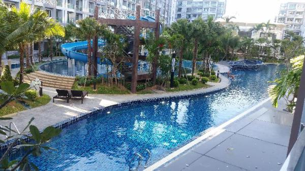 Dusit Grand Park Pattaya 2 Bedrooms 60 sqm Pattaya
