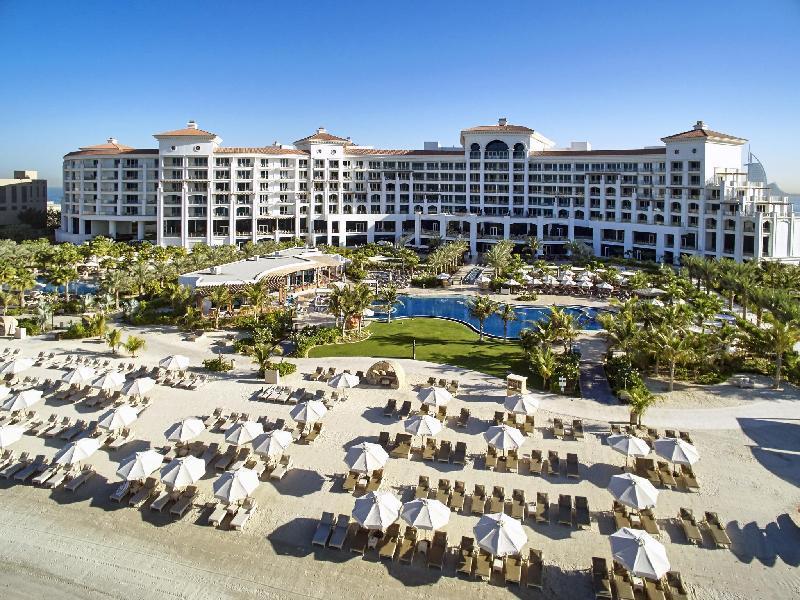 Waldorf Astoria Dubai Palm Jumeirah Resort Hotel In United Arab Emirates