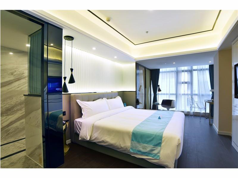 Xana Hotelle Wuhan Lingjiao Lake Wanda Plaza Branch
