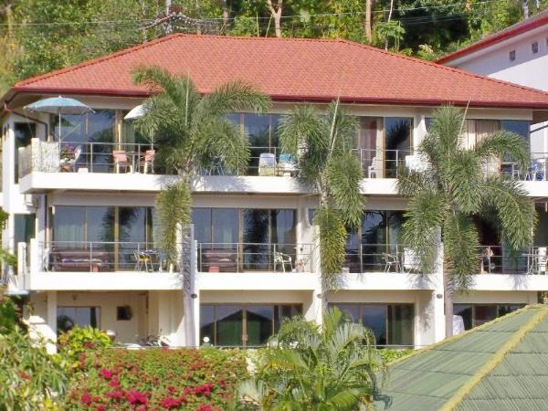 Mountain Seaview Luxury Apartments Phuket