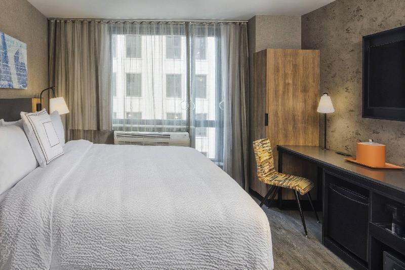 Fairfield Inn & Suites New York Downtown Manhattan/World Trade Center Area