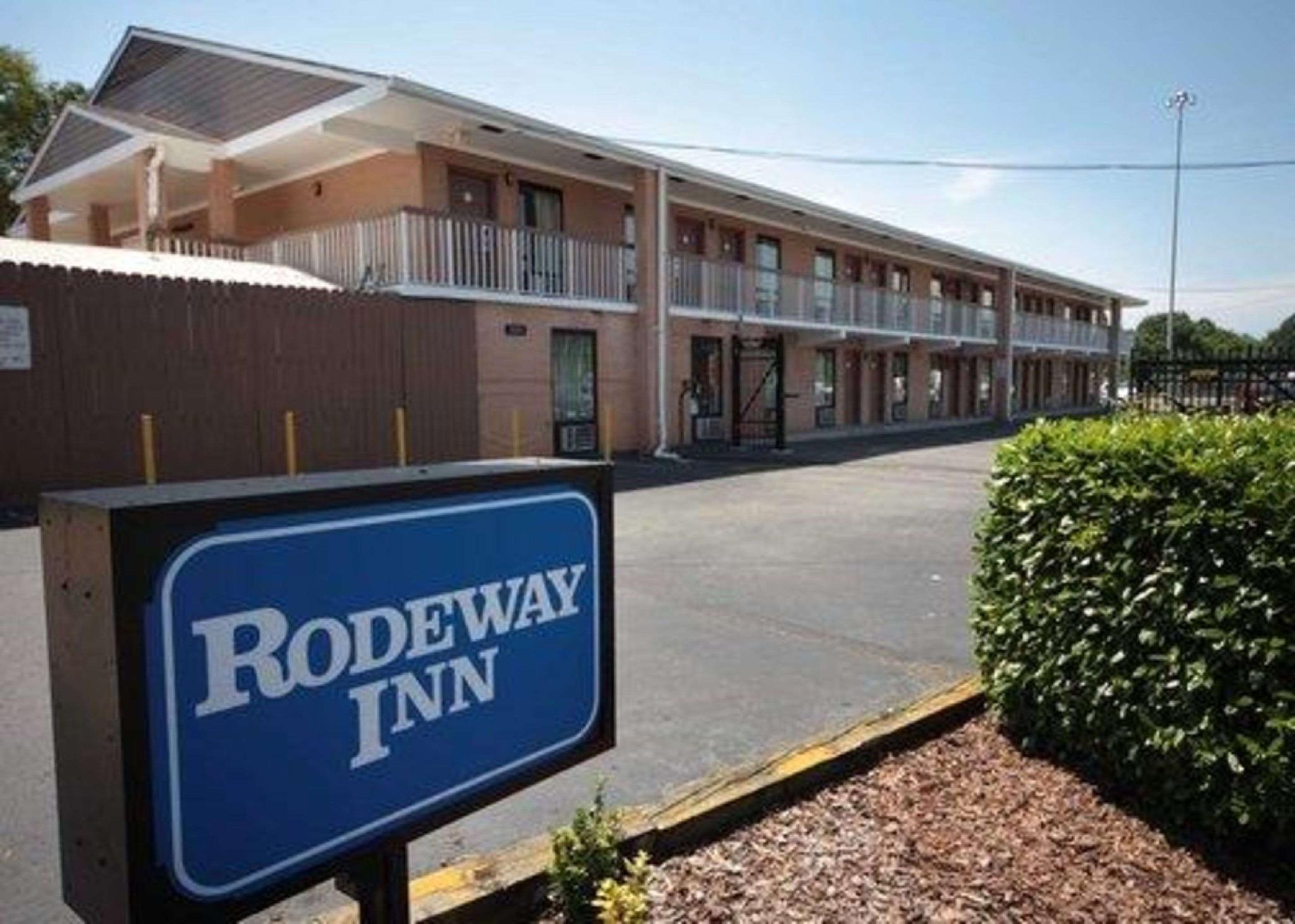 Rodeway Inn Charlotte Downtown