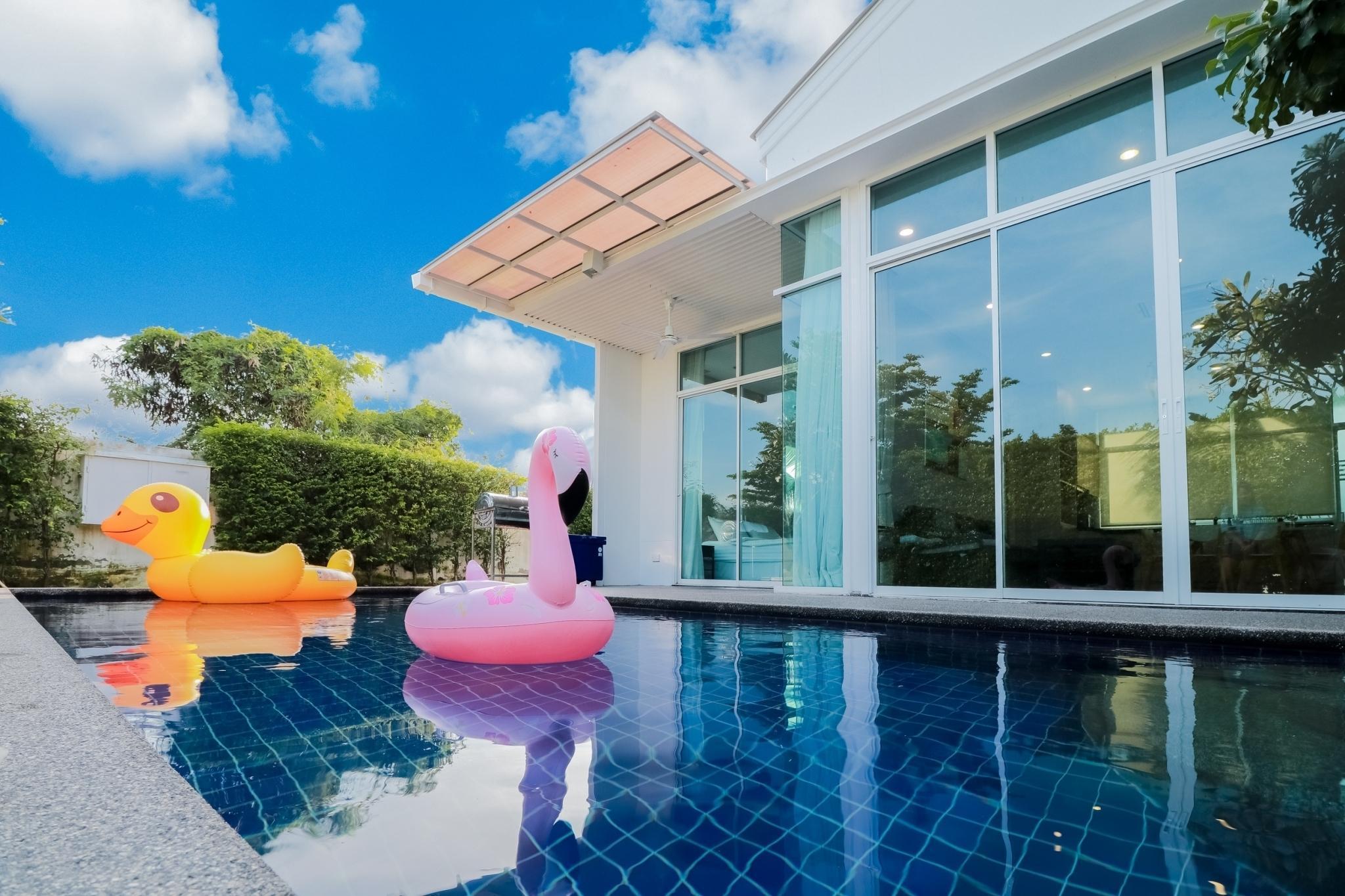 Chaum Haus Pool Villas