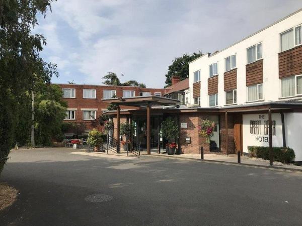 The Great Barr Hotel Birmingham