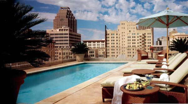 Mokara Hotel & Spa San Antonio San Antonio