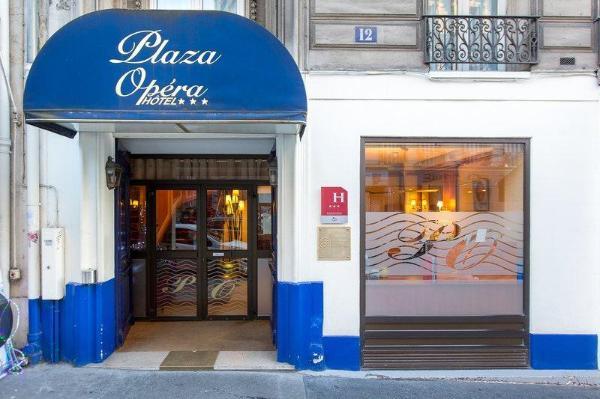 Plaza Opera Paris