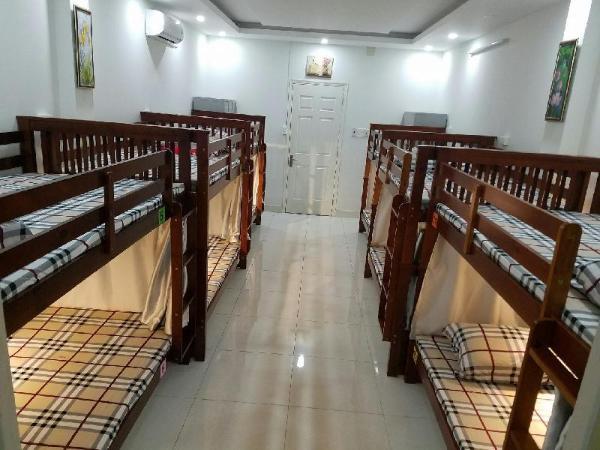 Natural House Hostel Ho Chi Minh City