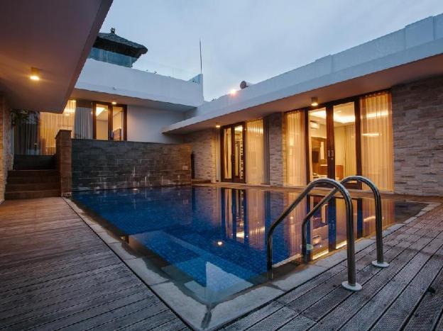 Nagisa Bali Bay View Villas